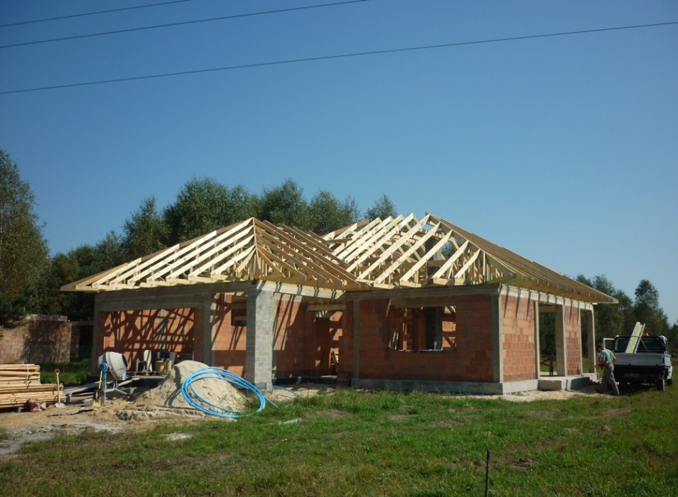Konstrukcje dachowe drewniane
