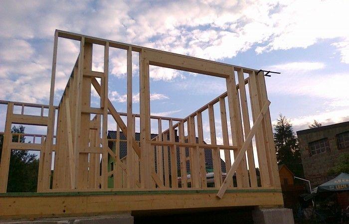 Dachy prefabrykowane - dom jednorodzinny Piekary
